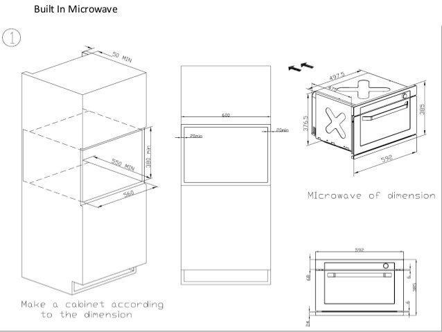 Attractive Built in micrwave & built in dishwasher NP79
