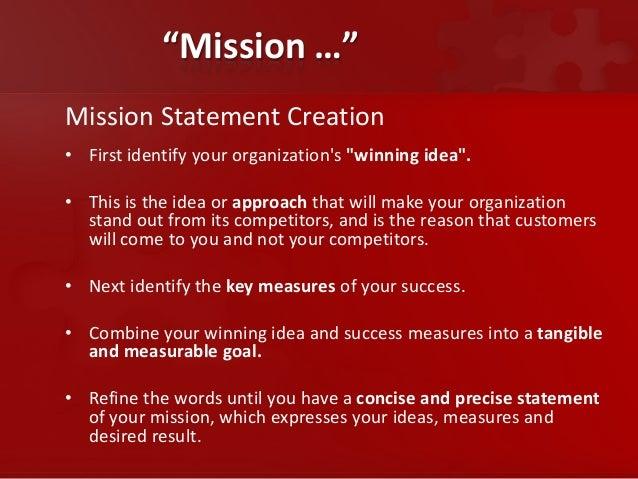 Team Mission Statement Examples   Askoverflow