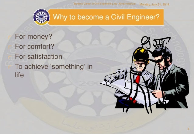 ... Civil Engineering, By  Ajmal Achakzai 2; 3.  Civil Engineer