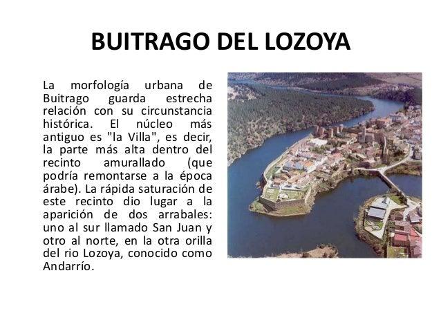 Buitrago del lozoya 3 eso 8 5 13 for Piscinas naturales de buitrago