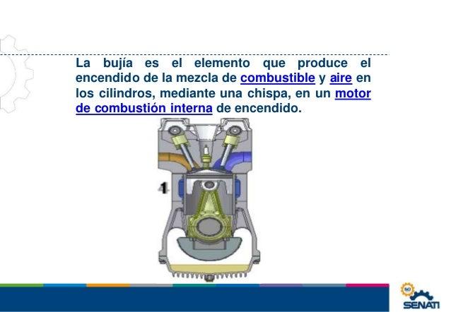 Bujias exposicion Slide 3