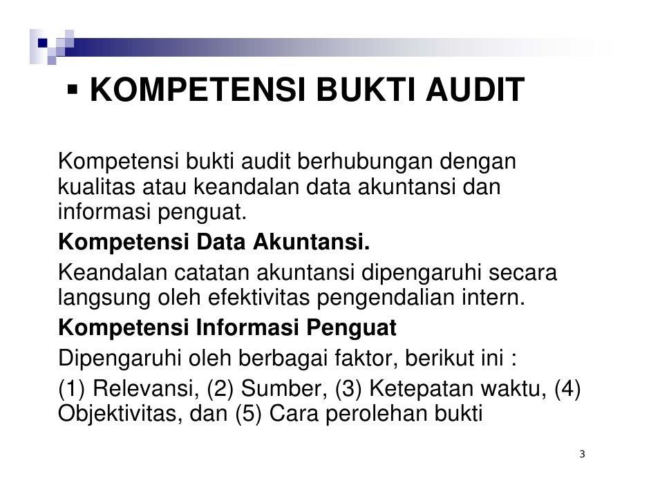 Bukti Audit 2