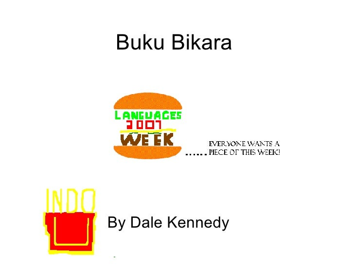 Buku Bikara By Dale Kennedy