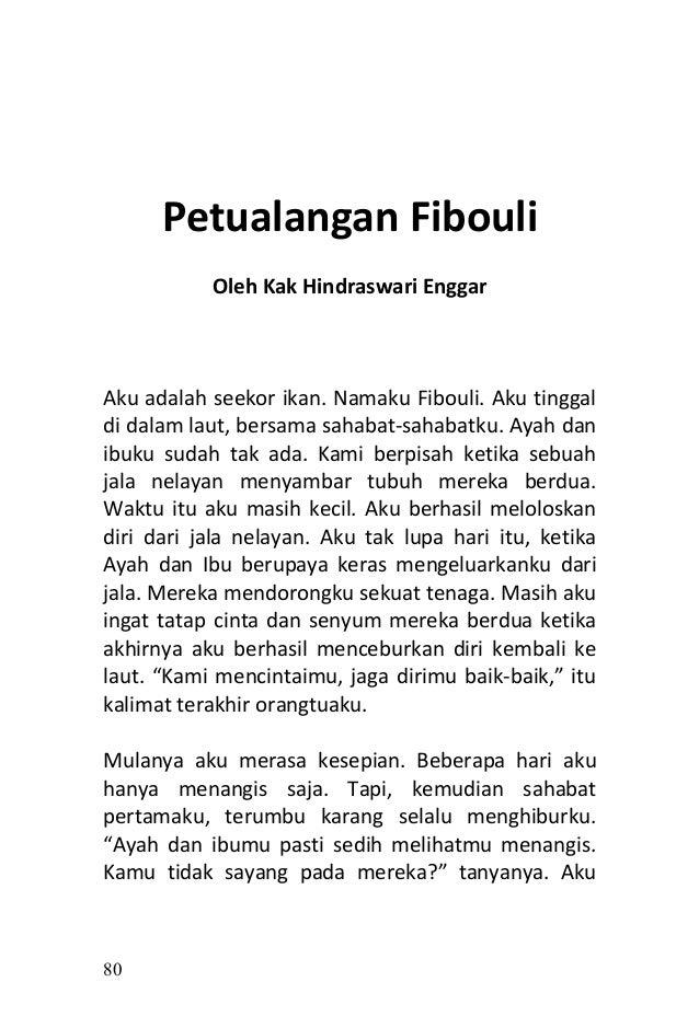 Contoh Cerita Fantasi Sezaman - Contoh Alkali