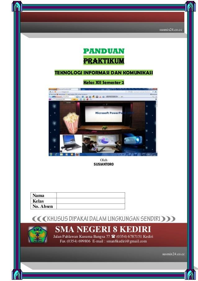 Panduan praktikum PowerPoint 2007 2011                                                                                    ...