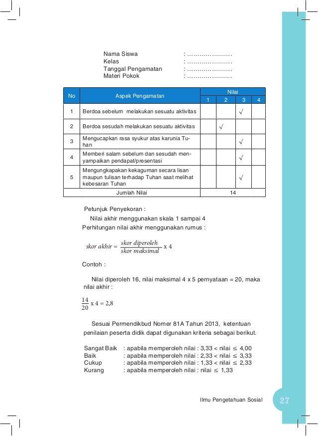 Buku Guru Ips Kelas Smp Mts Kurikulum Revisi Download Lengkap