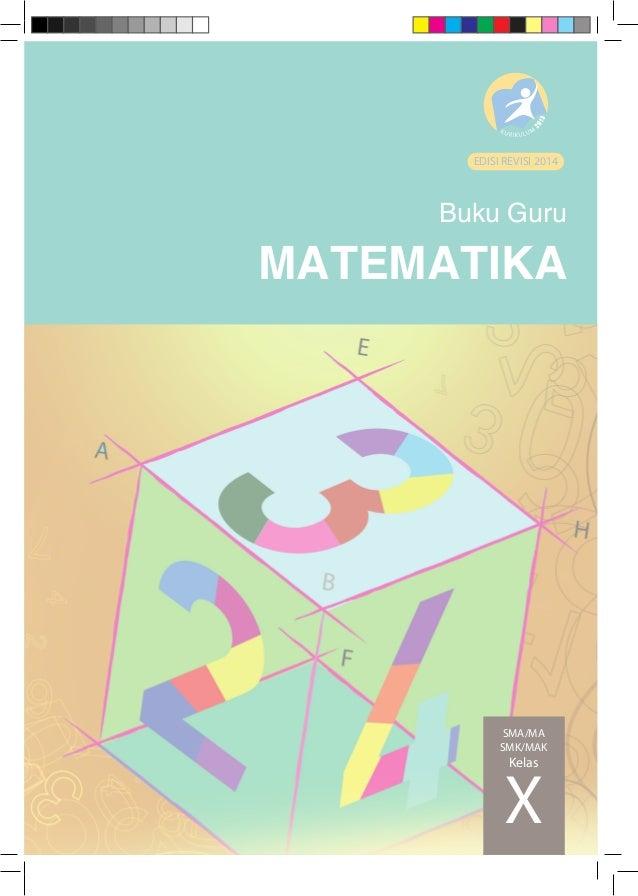 Buku Pegangan Guru Matematika Sma Smk Kelas 10 Kurikulum 2013 Edisi R