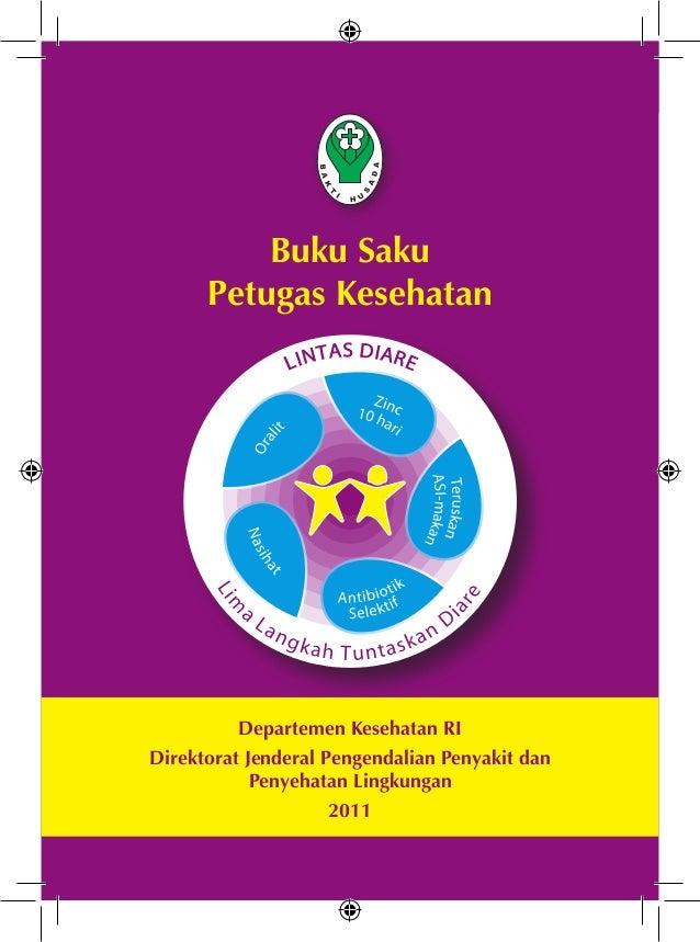 Departemen Kesehatan RI Direktorat Jenderal Pengendalian Penyakit dan Penyehatan Lingkungan 2011 Buku Saku Petugas Kesehat...