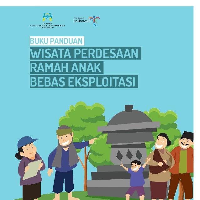 Buku Panduan Wisata Perdesaan Ramah Anak Bebas Eksplotasi