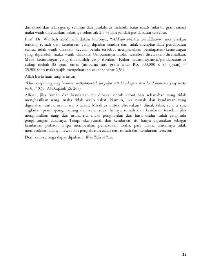 Buku 24 hours of contemporary zakat karya muhammad Zen, S ...