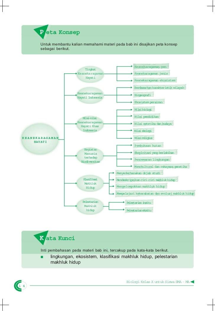 Kelas bse pdf biologi x