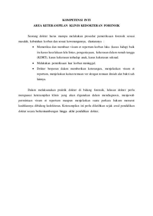 Buku Clinical Skill Forensik