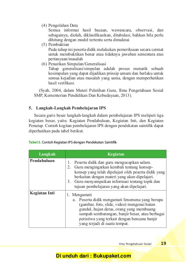 Jawaban Aktivitas Kelompok Ips Kelas 9 Semester 1 Halaman 89 Guru Ilmu Sosial
