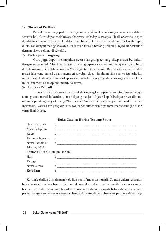Kurikulum 2013 Buku Guru 7 Agama Kristen