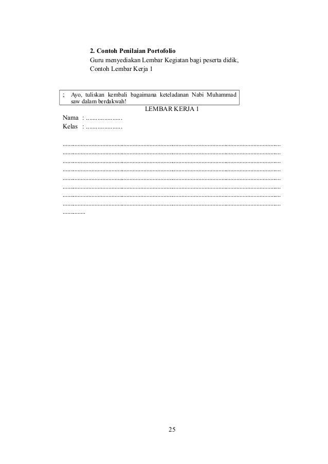 Contoh Daftar Cek Dalam Observasi - Cable Tos
