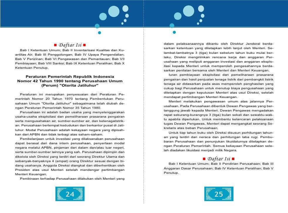 tang Pengelolaan Limbah Bahan Berbahaya dan Beracun.    Pengelolaan limbah B3 bertujuan untuk mencegah dan me-            ...