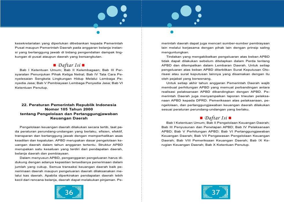 Pembiayaan; Bab XI Sanksi Administrasi; Bab XII Ganti Kerugian;      edaran B3 wajib menyertakan Lembar Data Keselamatan B...