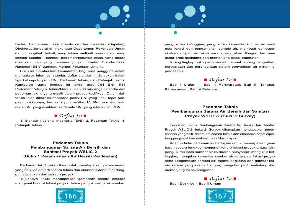 Kumpulan Regulasi terkait Air Minum dan Penyehatan Lingkungan (AMPL)