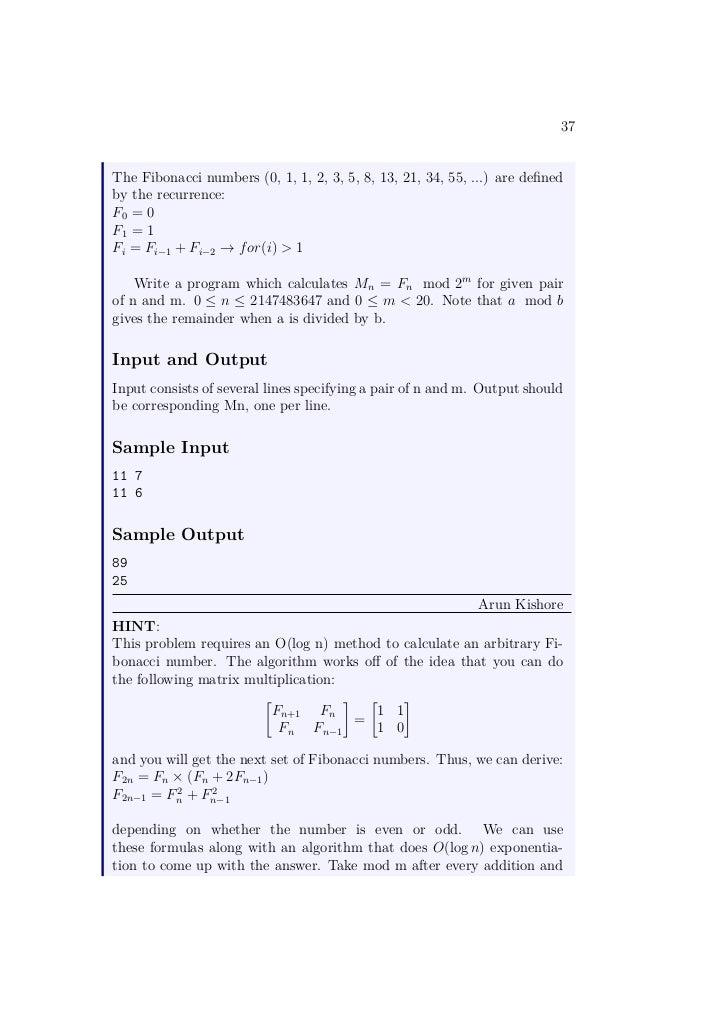 Soal Latihan Algoritma
