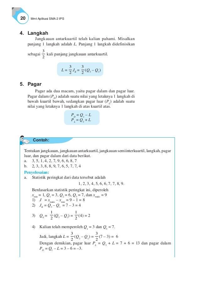 E book matematika kls xi ips misalnya gambar 16 tabel 11 27 ccuart Image collections