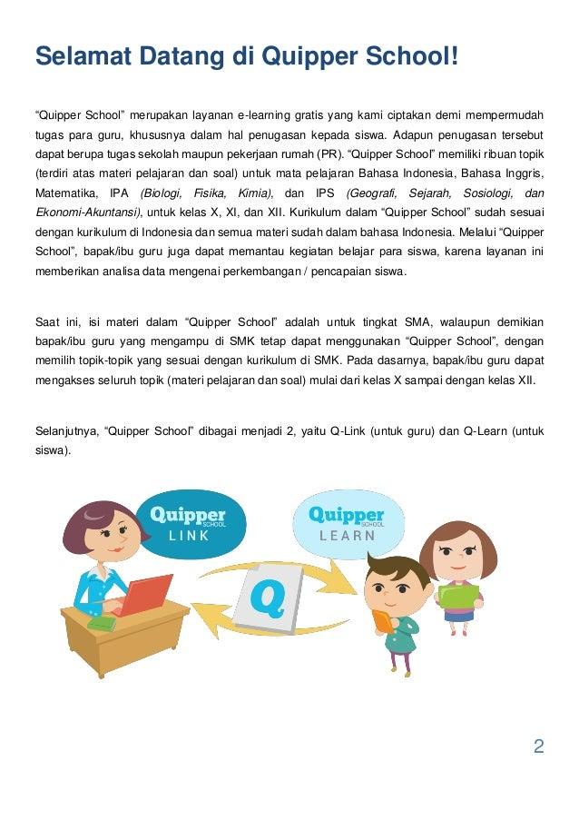 Buku Paduan Untuk Siswa Quipper School Indonesia Pdf