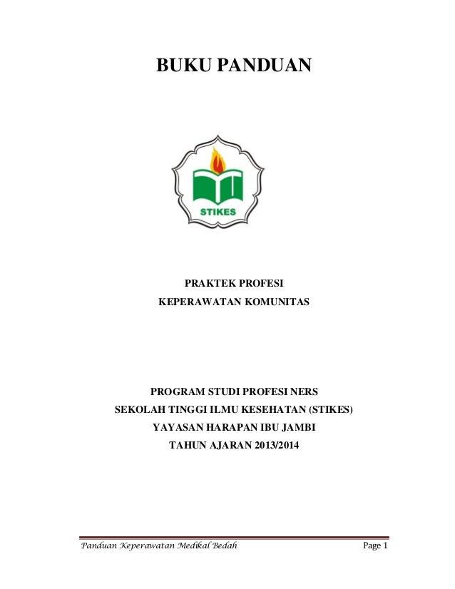 Buku Panduan Komunitas 2014