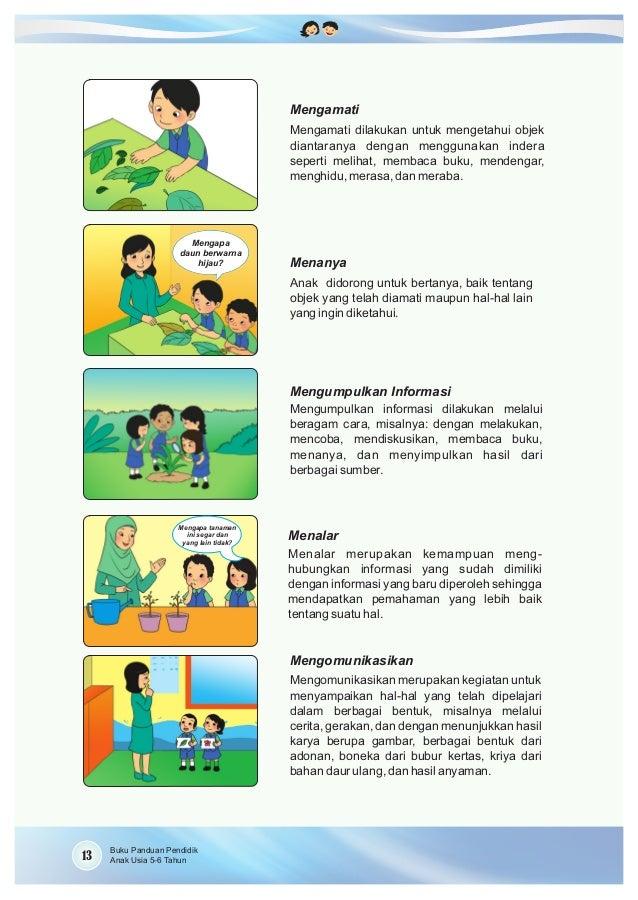 Buku Panduan Pendidik Paud