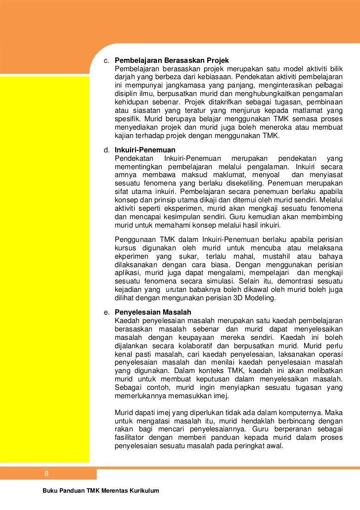 Contoh Laporan Projek - Contoh Su