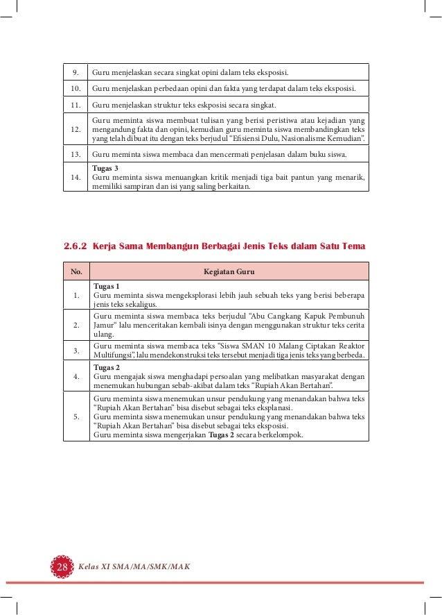 Buku Guru Dan Buku Siswa Kelas 10 11 Dan 12 Sma Kurikulum
