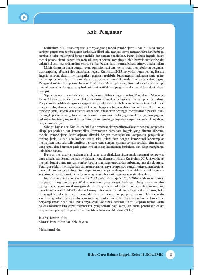 Buku Pegangan Guru Bahasa Inggris Sma Kelas 11 Kurikulum 2013 Matema