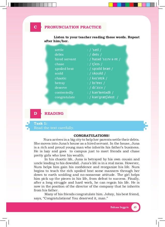 Buku Tenses Bahasa Inggris Pdf