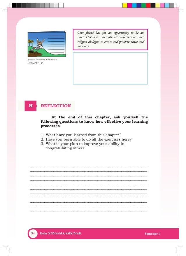 Buku Pegangan Siswa Bahasa Inggris Sma Kelas 10 Kurikulum 2013 Edisi