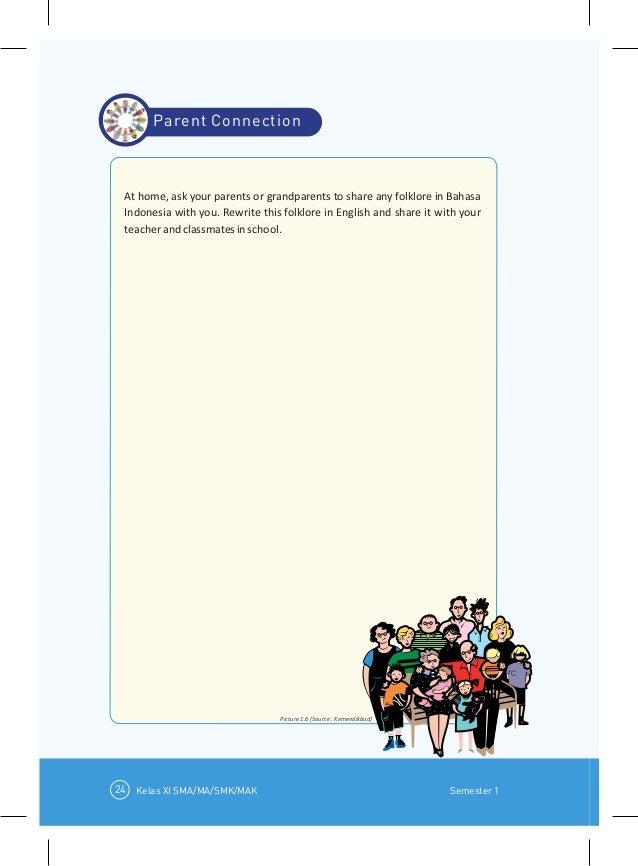 Buku Bahasa Inggris SMA/SMK kelas 11 kurikulum 2013