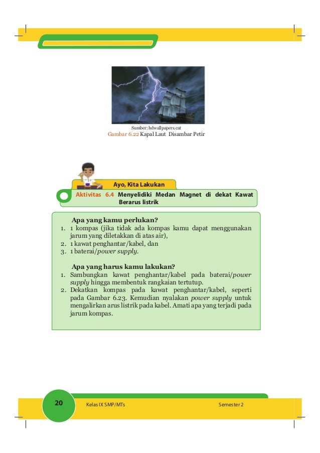 Kunci Jawaban Buku Paket Ipa Kelas 7 Semester 1 Halaman 46