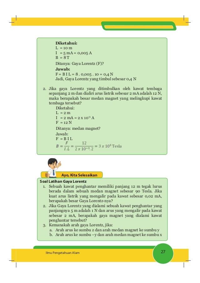 Kunci Jawaban Buku Paket Ipa Bse Kelas 9