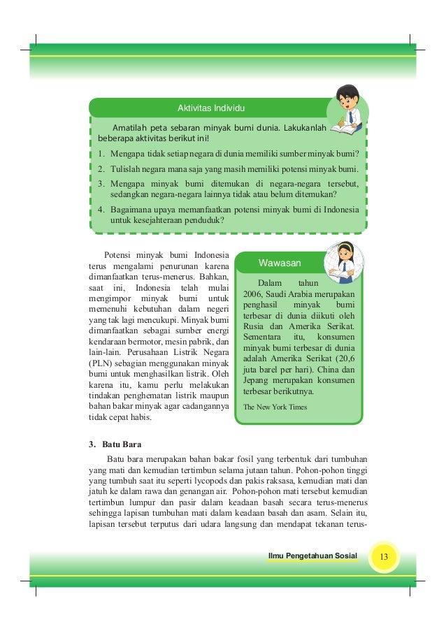 Aktivitas Kelompok Ips Halaman 5 Kelas 9 Semester 1