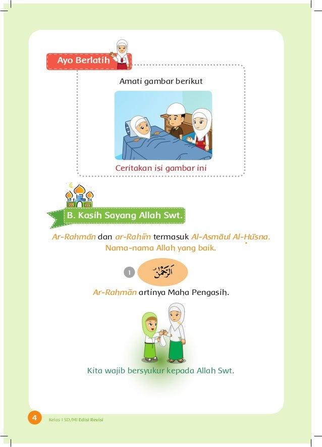Buku Pegangan Siswa PAI SD/MI Kelas 1 (edisi revisi 2014)
