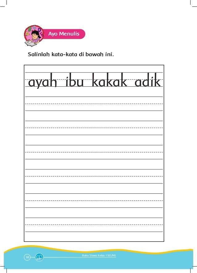 Buku Siswa Kelas 2 Tema 4 Download Pdf
