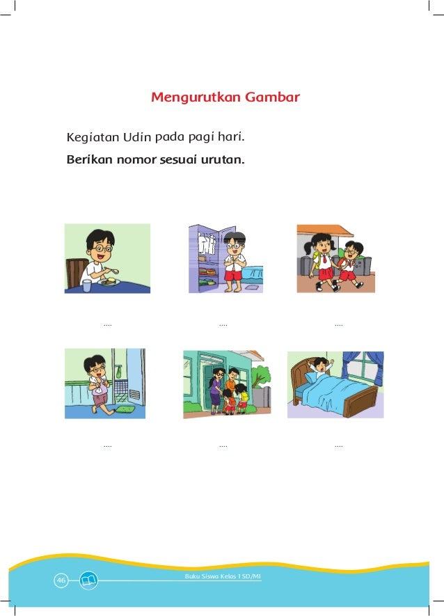 Buku Pegangan Siswa Sd Kelas 1 Tema 4 Keluargaku