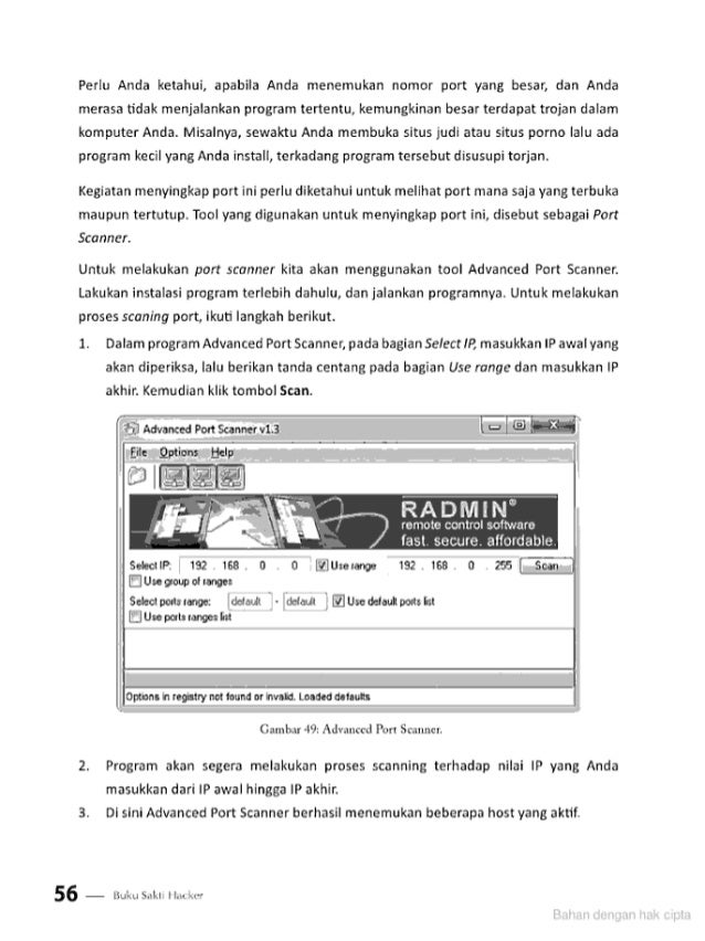 Buku Sakti Hacker 364 Halaman Pdf