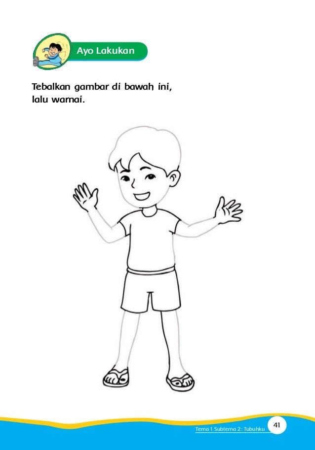 Buku Siswa Kelas 1 Sd Tematik 1 Diriku