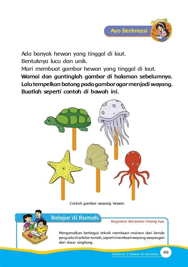Buku Siswa Kelas 1 Tema 7