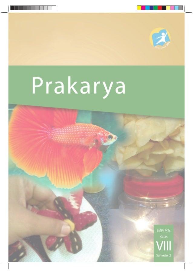 Prakarya Kelas 8 Semester 2
