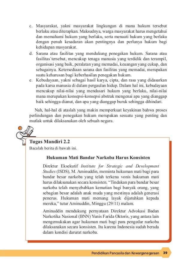 Kunci Jawaban Pkn Kelas 12 Edisi Revisi 2018 Bab 3 Guru Galeri