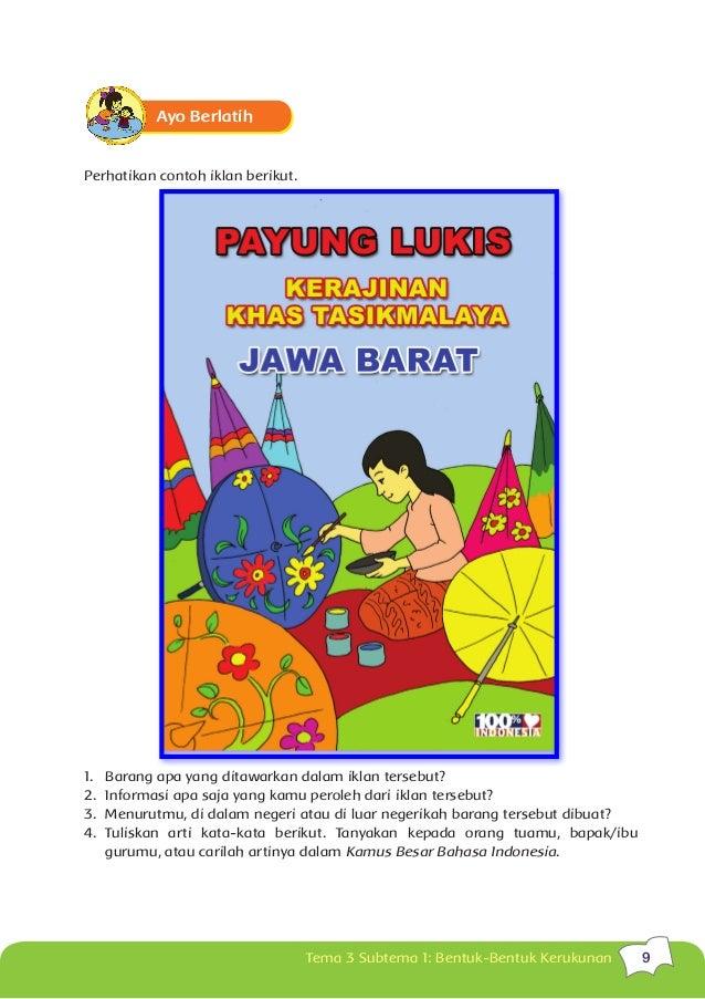 Buku Siswa Kurikulum 2013 Sd Kelas 5 Tema 3 Rev 2014