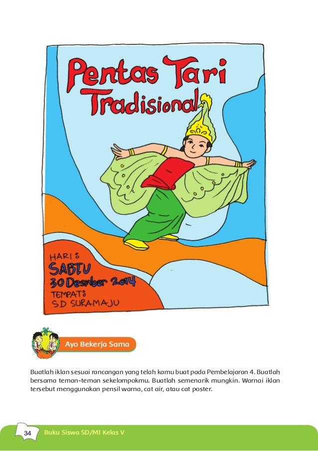 Contoh Gambar Iklan Anak Sd Kelas 5 : Contoh Iklan ...