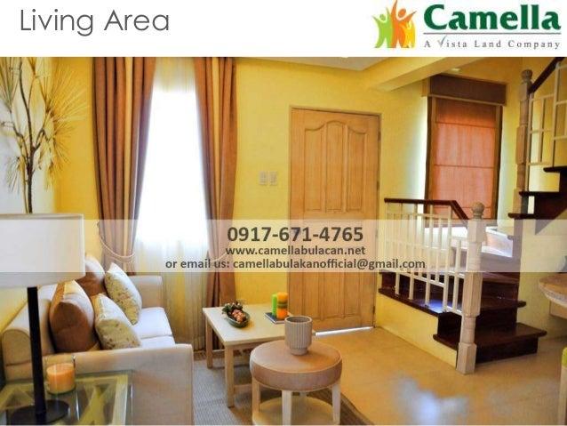 Carmela House Model Camella Bulakan