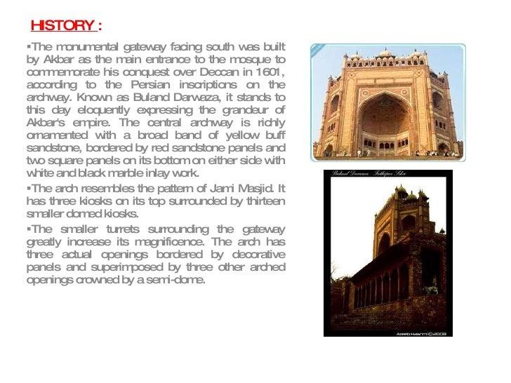 history of buland darwaza
