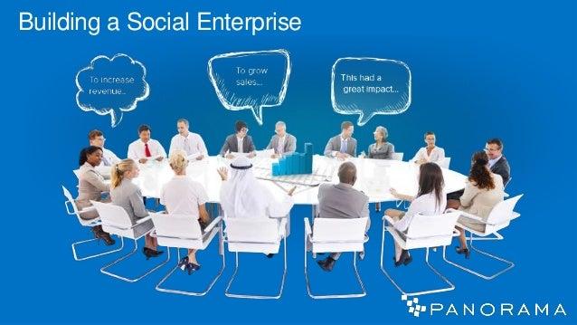 Building a Social Enterprise                               1
