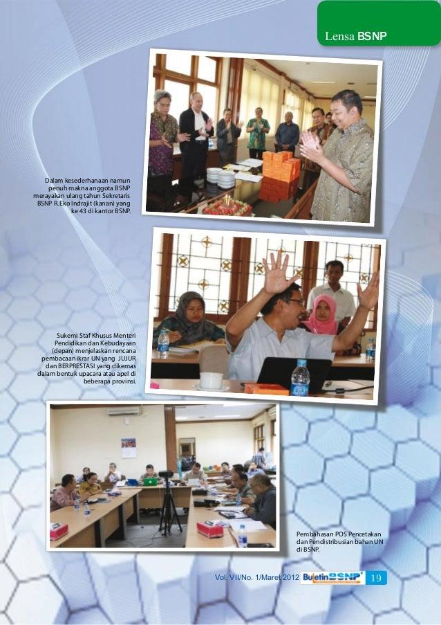 Buletin Bnsp Edisi 1 Th 2012